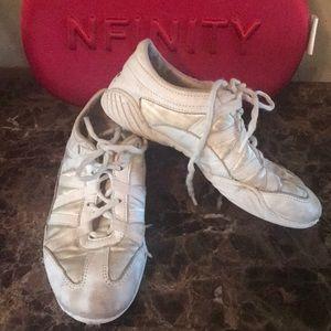 Nfinity Evolution Cheer Shoe Sz 6.5